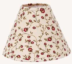 Linden Floral Lamp Shade (Muliple Size Options)