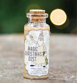 Magic Christmas Dust Bottle