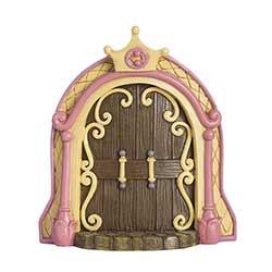 Stone Door Fairy Garden Figurine