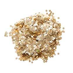Chunky Glitter - Gold Matte (0.75 ounces)