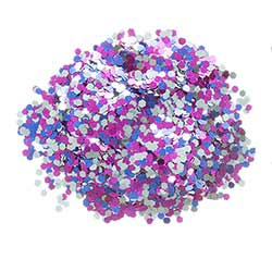 Chunky Glitter - Blue (0.75 ounces)
