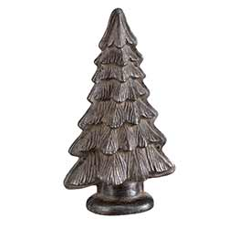 Christmas Tree Candy Mold Figurine - 9.25 inch