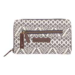 Brooke Signature Zip Wallet