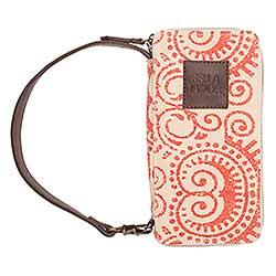 Amber Modern Wristlet Wallet