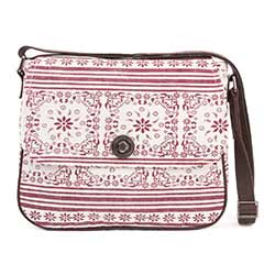 Kayla Sleek Messenger Crossbody