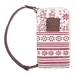 Kayla Modern Wristlet Wallet