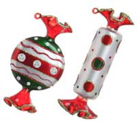 Candy Ornament