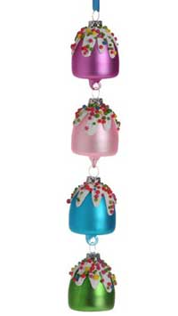 RAZ Gumdrop Dangle Ornament