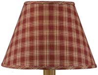 Sturbridge Lamp Shade - Wine (Multiple Size Options)