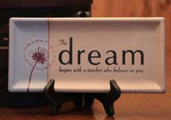 Dream Rectangle Tray
