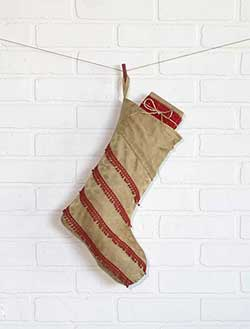 Revelry Jacquard 15 inch Stocking