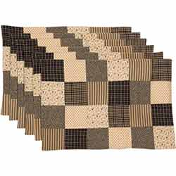 Kettle Grove Patchwork Placemat (Set of 6)