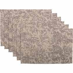 Rebecca Tan Placemats (Set of 6)