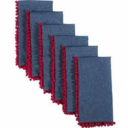 Indi Napkins (Set of 6)