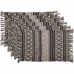 Maya Jacquard Placemats (Set of 6)