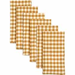 Katie Gold Napkins (Set of 6)