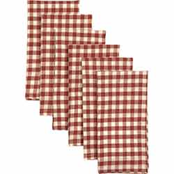 Katie Rust Napkins (Set of 6)