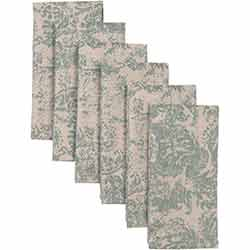 Rebecca Green Napkins (Set of 6)