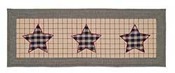 Bingham Star Table Runner - 36 inch