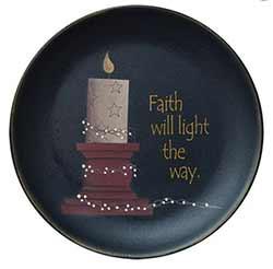 Light the Way Plate