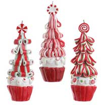 Ribbon Candy Tree Ornament
