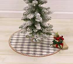 Amory Christmas Tree Skirt - Mini