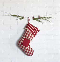 Gretchen Christmas Stocking