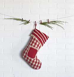 Gretchen Christmas Stocking