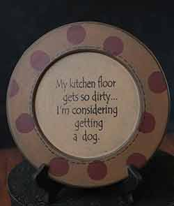My Kitchen Floor Plate