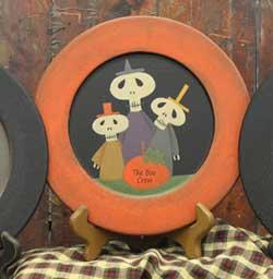 Boo Crew Plate
