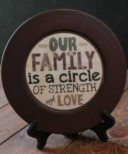 Circle of Strength Plate