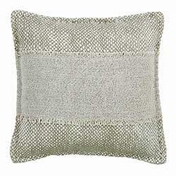 Neve Creme Decorative Pillow (16 inch)