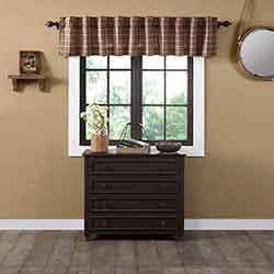 Crosswoods 90 inch Valance