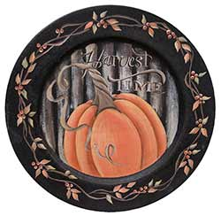 Harvest Time Decorative Plate