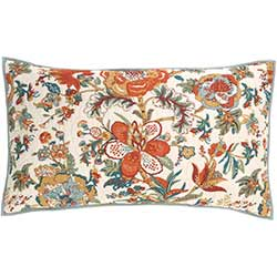 Meredith Floral Quilted Luxury Sham