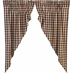 Rory 63 inch Prairie Curtain