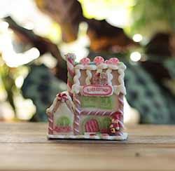 Gingerbread House - Elve's Cottage