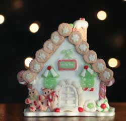 Gingerbread Candy House