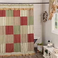 Prairie Winds Shower Curtain