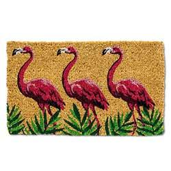 Flamingo Doormat