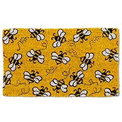 Flying Bees Doormat
