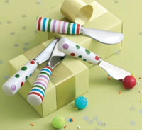 Party Dots & Stripes Spreader