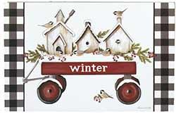 Winter Season Sign