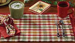 Picket Fence Placemat