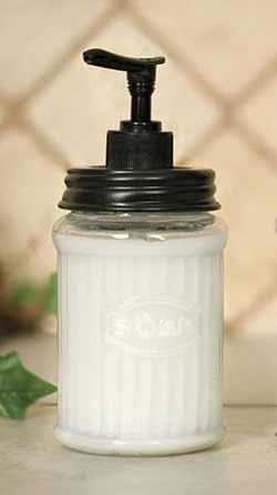 Hoosier Soap Dispenser