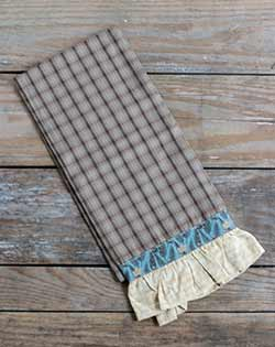 Scrapbook Decorative Dishtowel