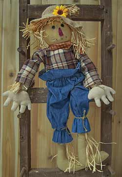 Walter Scarecrow Doll