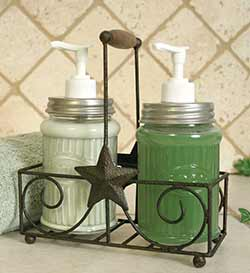 Star Bottle or Dispenser Caddy (Caddy Only)