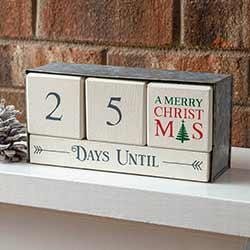 Multi Holiday Countdown Calendar Set
