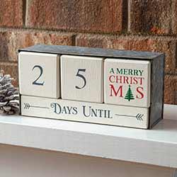 Multi Holiday Countdown Calendar Set